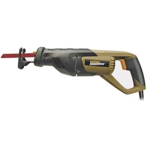 Rockwell RC3645K Shop Series Reciprocating Saw, 8 Amp