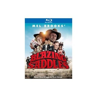 BLAZING SADDLES-40TH ANNIVERSARY (BLU-RAY/COLLECTABLE ART CARDS)