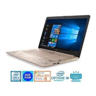 "HP 17-BY0031 17.3"" HD+ WLED Core i5-8250U 8GB 1TB HDD (Refurbished)"