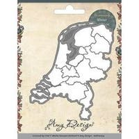 Netherlands - Find It Trading Amy Design Map Die