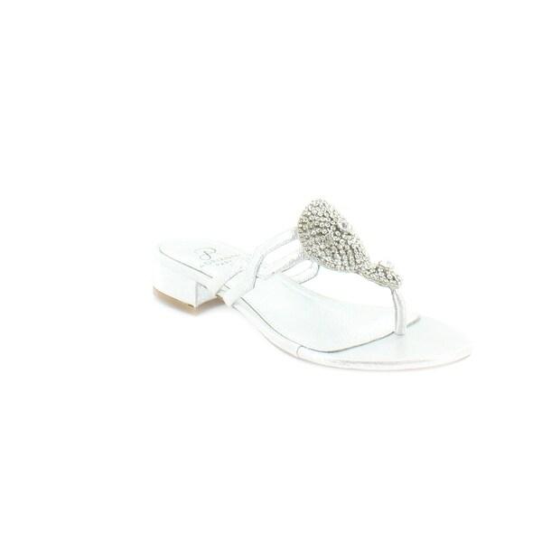 Adrianna Papell Darlene Women's Sandals & Flip Flops Iced Kaftan Metallic