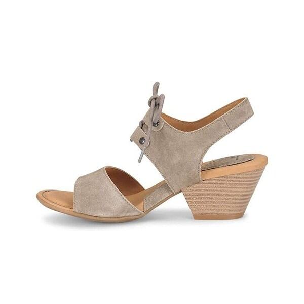 3523e8f5130 Shop B.O.C Womens Blair Leather Open Toe Casual Platform Sandals ...