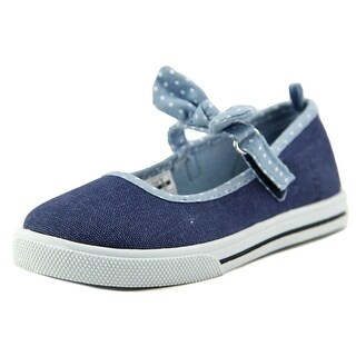 Carter's Mollie 2 Round Toe Canvas Mary Janes