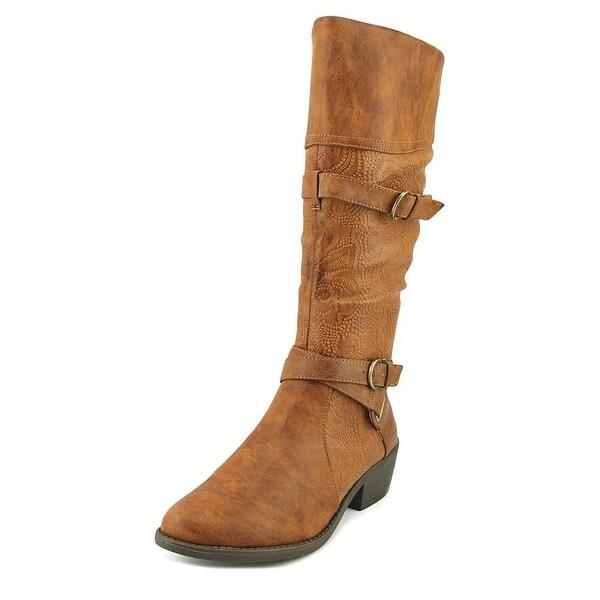 Easy Street Kelsa Tan Boots