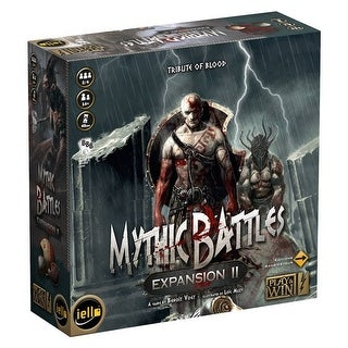 Mythic Battles Expansion 2: Tribute of Blood