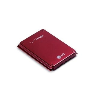 OEM LG VX8500 Chocolate Extended Battery SBPL0083705 - Cherry Red