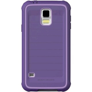 Body Glove ShockSuit Case Cover Samsung Galaxy S - 5 (Purple/Purple) - 9408704