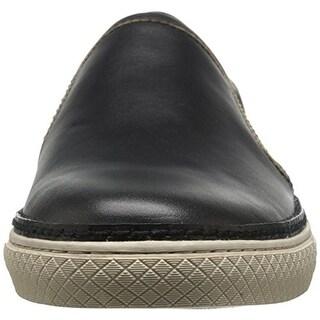 Frye Mens Leather Slip On Loafers - 10 medium (d)