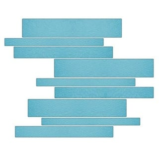 Miseno MT-G1BREE Horizontal Mosaic Wall Tile (10.92 SF / Carton)