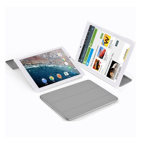 "Slate White ProTab 7"" Tablet PC by Indigi®"