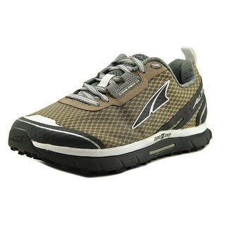 Altra Lone Peak 2.0 D Round Toe Synthetic Running Shoe