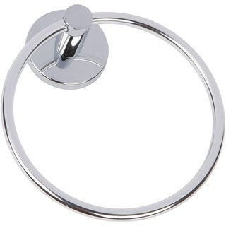 "EZ-Set 59850 6"" Towel Ring from the 900 Series - n/a"
