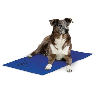 "K&H Pet Products Coolin Pet Pad Extra Large Blue 27"" x 38"" x 0.75"""
