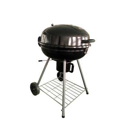 """22.5"""" Charcoal Kettle Grill - 425sq in total cooking surface - 425sq in total cooking surface"""