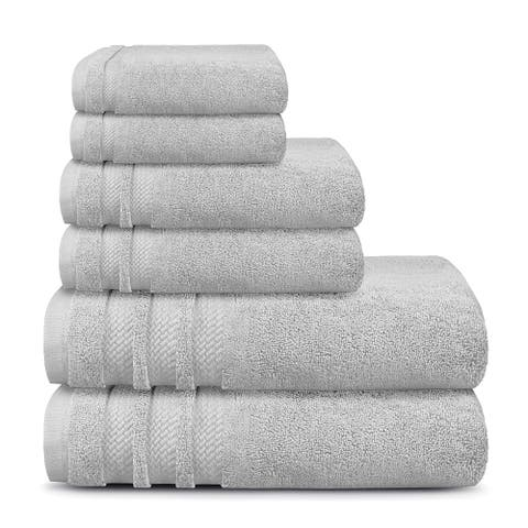 Finesse - Opulent, Zero Twist Cotton Towel Set (625 GSM)