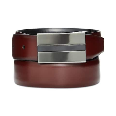 Alfani Mens Feather Edge Belt - 32