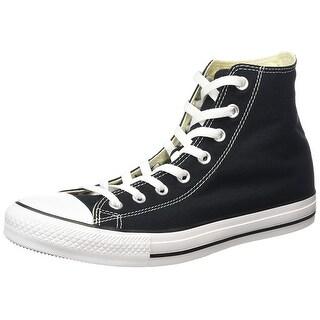 Converse Mens Chuck Taylor All Star Hi Sneaker 9 Black