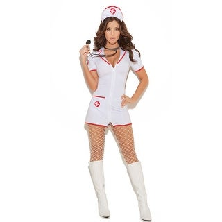 Hoty Head Nurse Costume, Naughty Nurse Costume