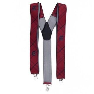 University of South Carolina Gamecocks Suspenders