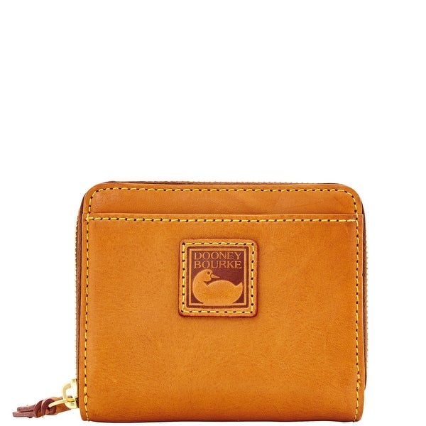 Dooney & Bourke Florentine Small Zip Around Wallet (Introduced by Dooney & Bourke at $98 in May 2012)