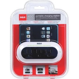 RCA 2 Usb 3 Outlet Charger