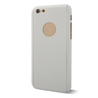 Plastic Dirtproof Full Body Protection Case Cover for iPhone 6 4.7