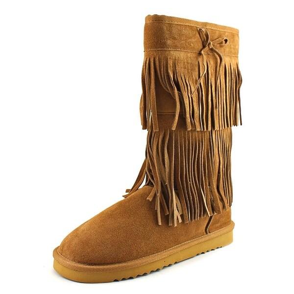 American Rag Senecah Women Chestnut Snow Boots