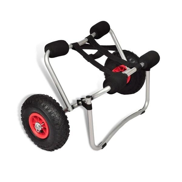 vidaXL Kayak Cart Aluminum