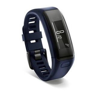 Garmin vivosmart HR Standard Midnight Blue vivosmart HR Black