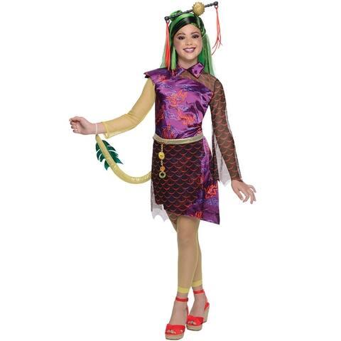 Rubies Jinafire Long Child Costume - Purple