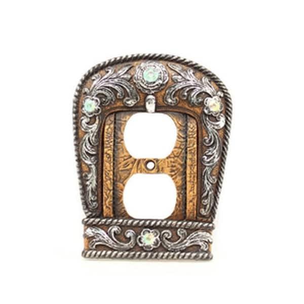 Shop M\u0026F Western Outlet Plate Belt