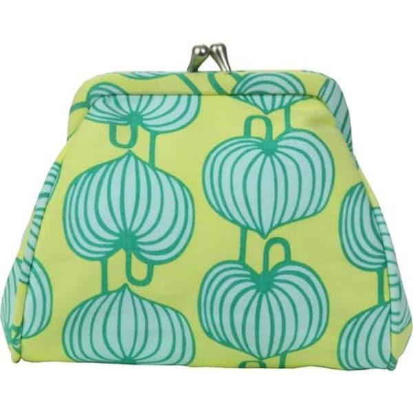 Amy Butler Women's Mallory Coin Purse Chinese Lanterns Lemon Grass - US Women's One Size (Size None)
