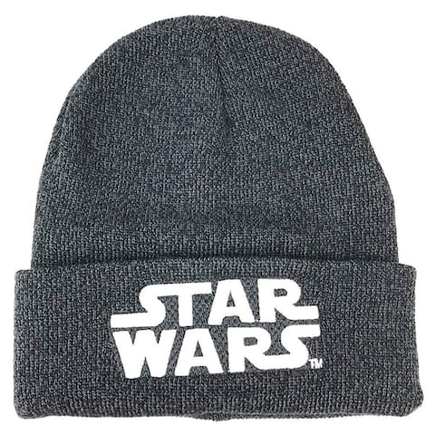 Star Wars Marked Cuffed Knit Hat