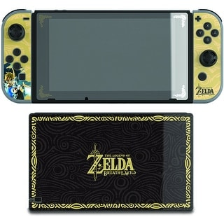 Pdp 500-016 Nintendo Switch Zelda Collector's Edition Screen Protection & Skins