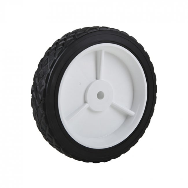 """ARNOLD 8/"""" x1.75 Universal Plastic Replacement LAWN MOWER Wheel Tire 490-322-0003"""