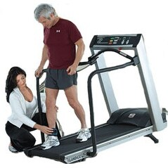 Landice L7 Treadmill for Rehabilitation Therapy Fitness