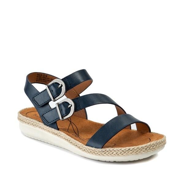 Sandals Navy Blue