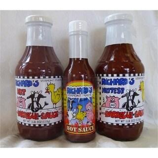 VT Made Richard apos;s Sauces #44; LLC Three - Pack of 3