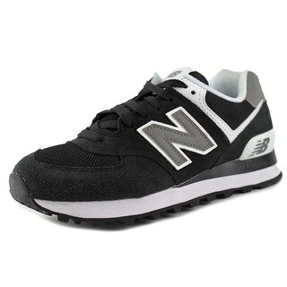 New Balance M574 Round Toe Synthetic Sneakers