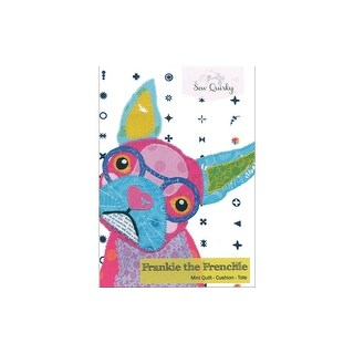 Sew Quirky Frankie The Frenchie Ptrn