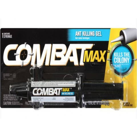 Combat 97306 Max Ant Killing Gel for Ants & The Colony, 27 Gram