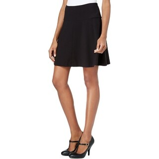 Kensie Womens Mini Skirt Skater Casual