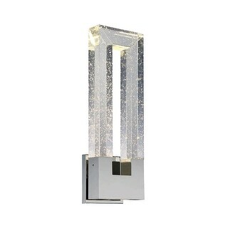 Modern Forms WS-31618 Chill 1 Light LED ADA Compliant Wall Sconce - 18 Inches Tall
