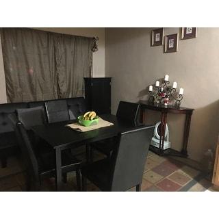 Simple Living Bettega Parson 5-piece Dining Set
