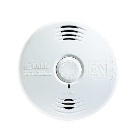 Kidde 21026065 Smoke and Carbon Monoxide Detector, White