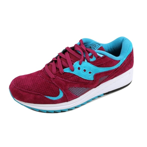 Saucony Men's Grid 8000 Merlot S70223-3