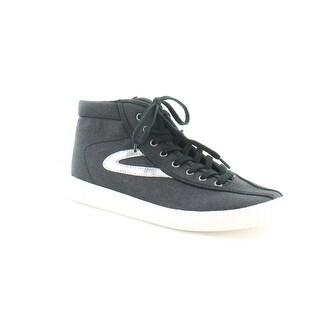 Tretorn Nylitehi Women's Fashion Sneakers Black