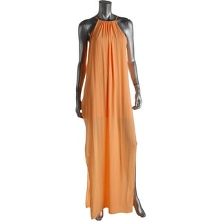 Elizabeth and James Womens Maxi Dress Chiffon Shirred - xs