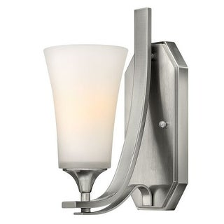 "Hinkley Lighting 4630 1 Light 4.75"" Width Bathroom Sconce from the Brantley Collection"