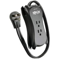 Tripp Lite Traveler3Usb 3-Outlet Travel-Size Surge Protector With 2 Usb Ports